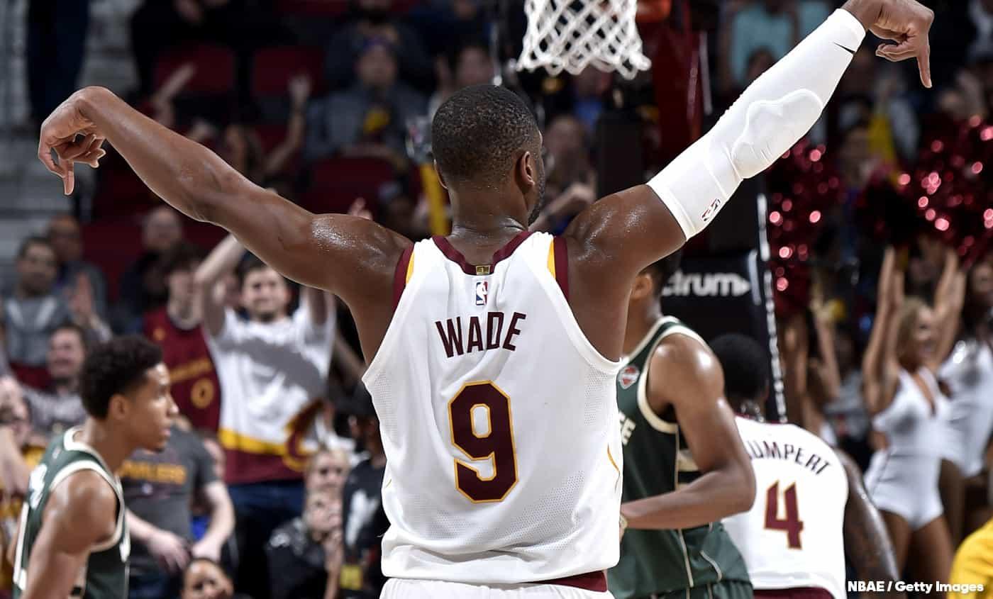 Dwyane Wade retourne au Miami Heat !