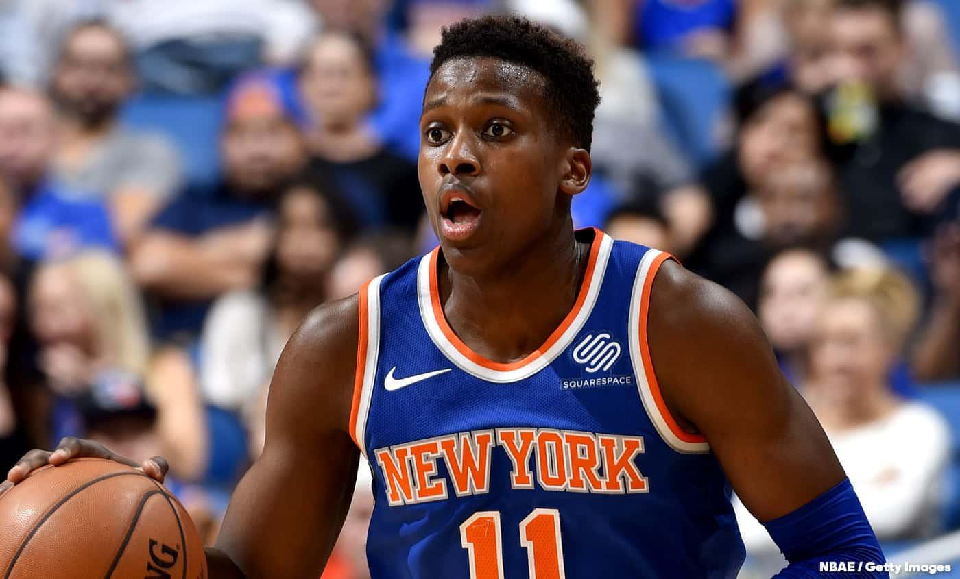 CQFR : Nuit de comebacks en NBA, Ntilikina brille devant Parker
