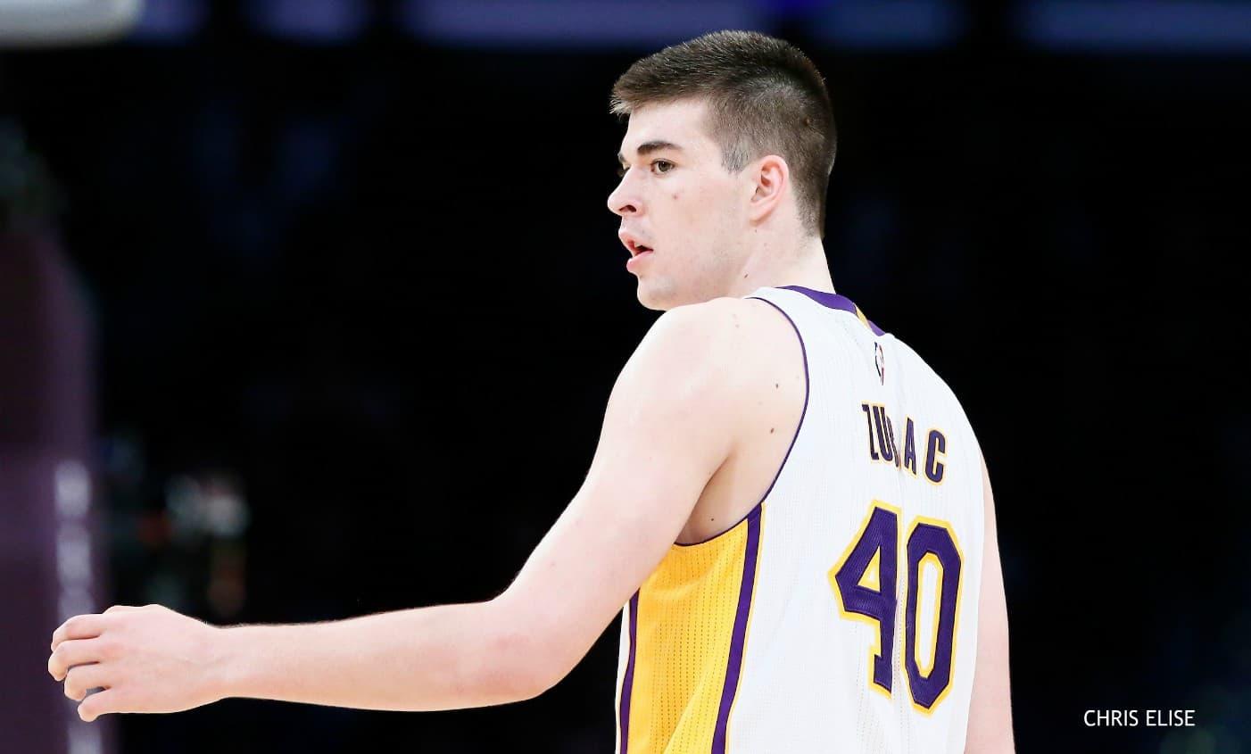 Les Lakers furieux contre Ivica Zubac