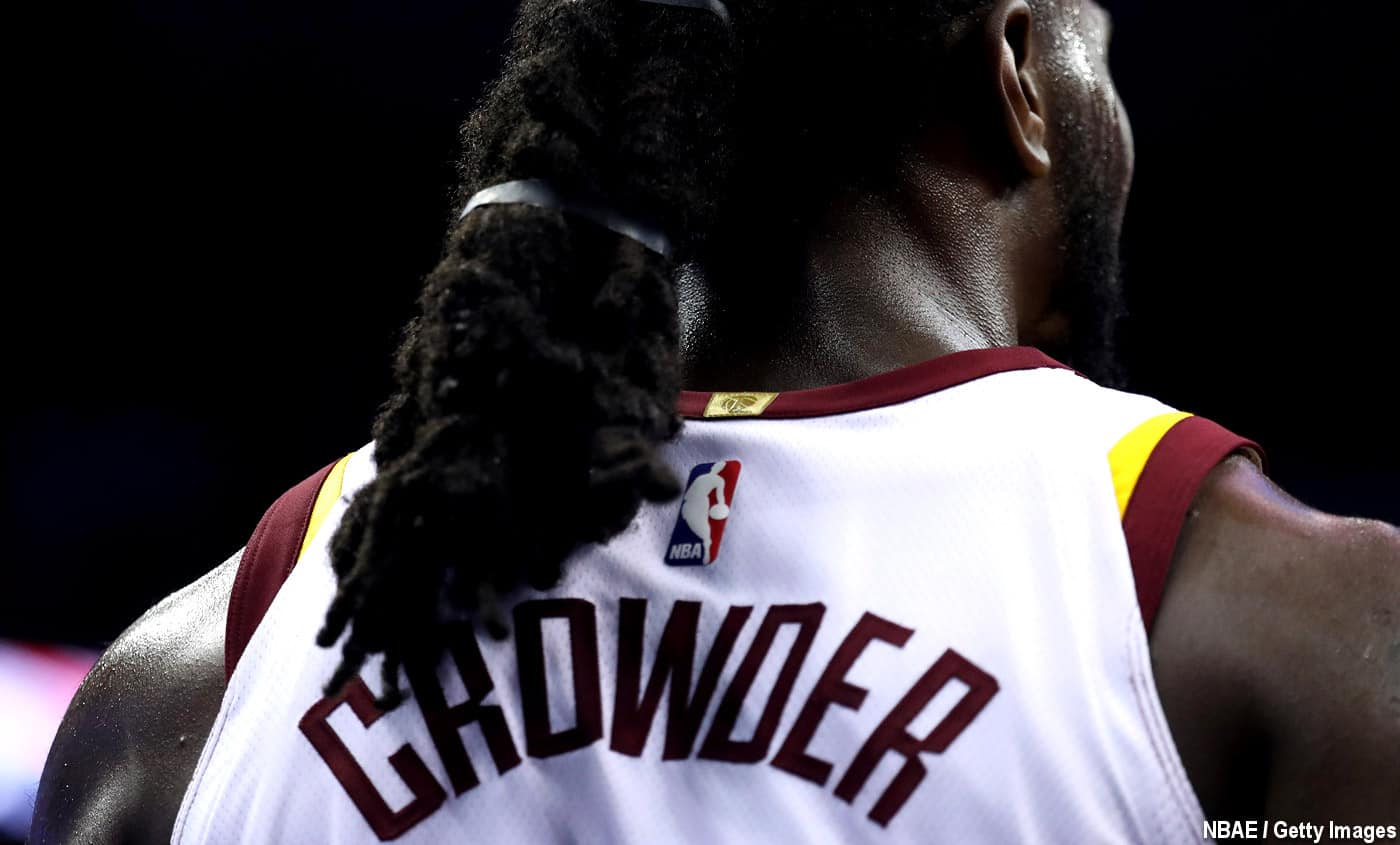 Jae Crowder encore insatisfait de son apport