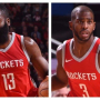 Chris Paul et James Harden, un immense gâchis lié à de l'impatience ?