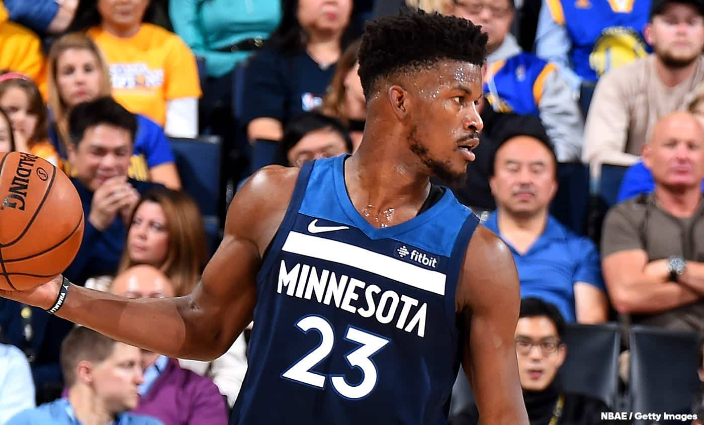 Jimmy Butler super clutch contre LeBron James cette nuit