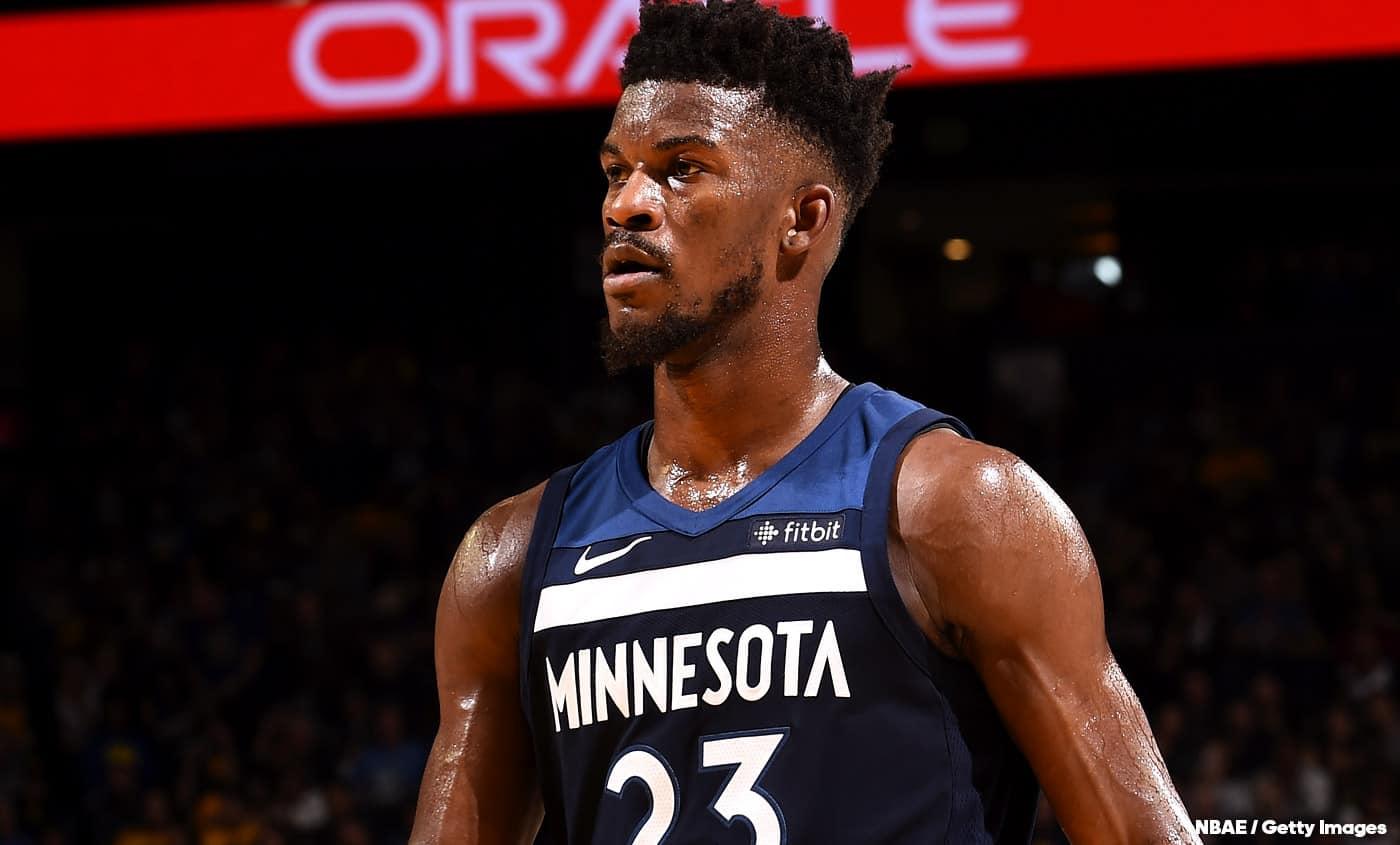 Jimmy Butler, de SDF à star NBA
