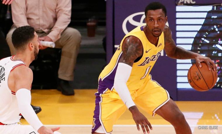 Kentavious Caldwell-Pope rempile aux Lakers pour trois ans !