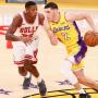 Lonzo Ball s'est bien senti pour son retour avec les Lakers
