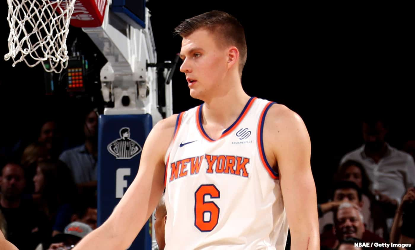 Kristaps Porzingis tradé, quelles implications ?