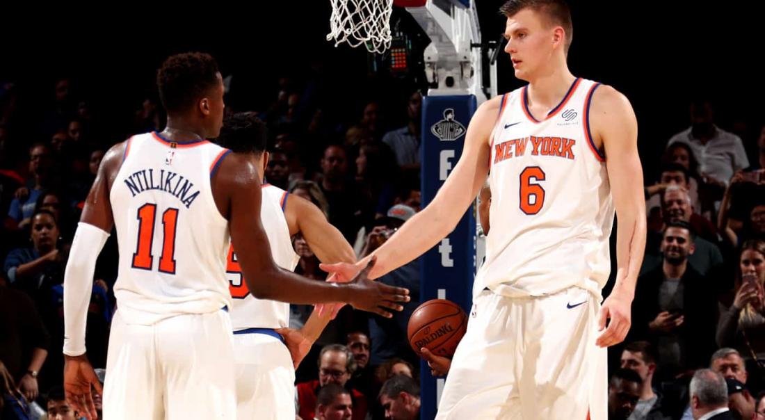 Avec Ntilikina, les Knicks redeviennent des guerriers