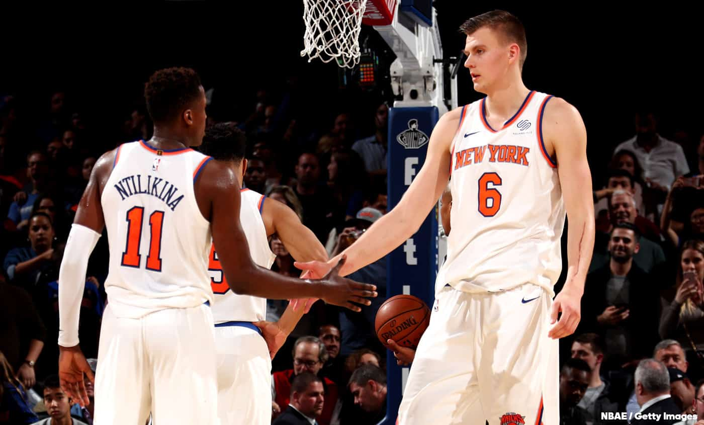 NBA Sunday : New York, trop dur sans Porzingis ?