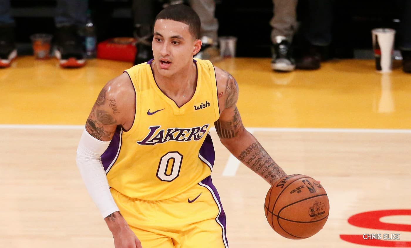Kyle Kuzma, sa blessure inquiète les Los Angeles Lakers