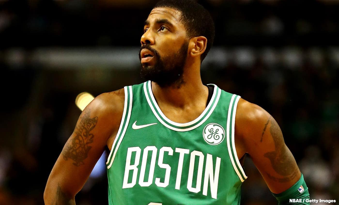 Kyrie Irving pas sûr de rester à Boston en 2019 ?
