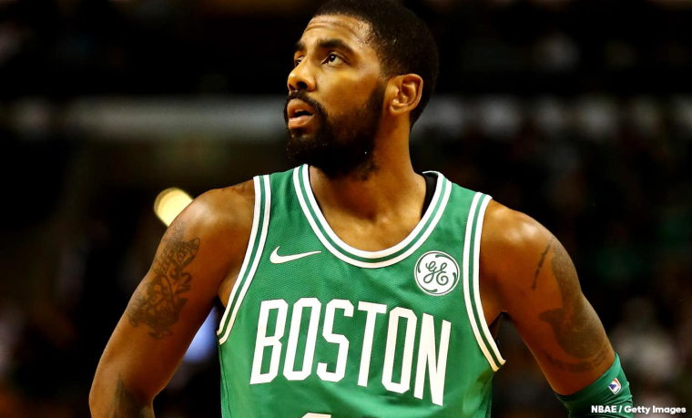 Boston Celtics : Kyrie Irving opéré !