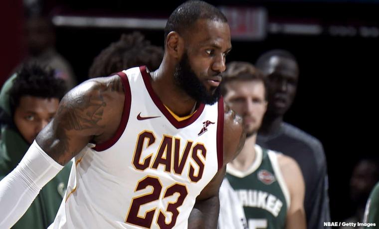 LeBron James n'a pas le temps de penser aux Lakers
