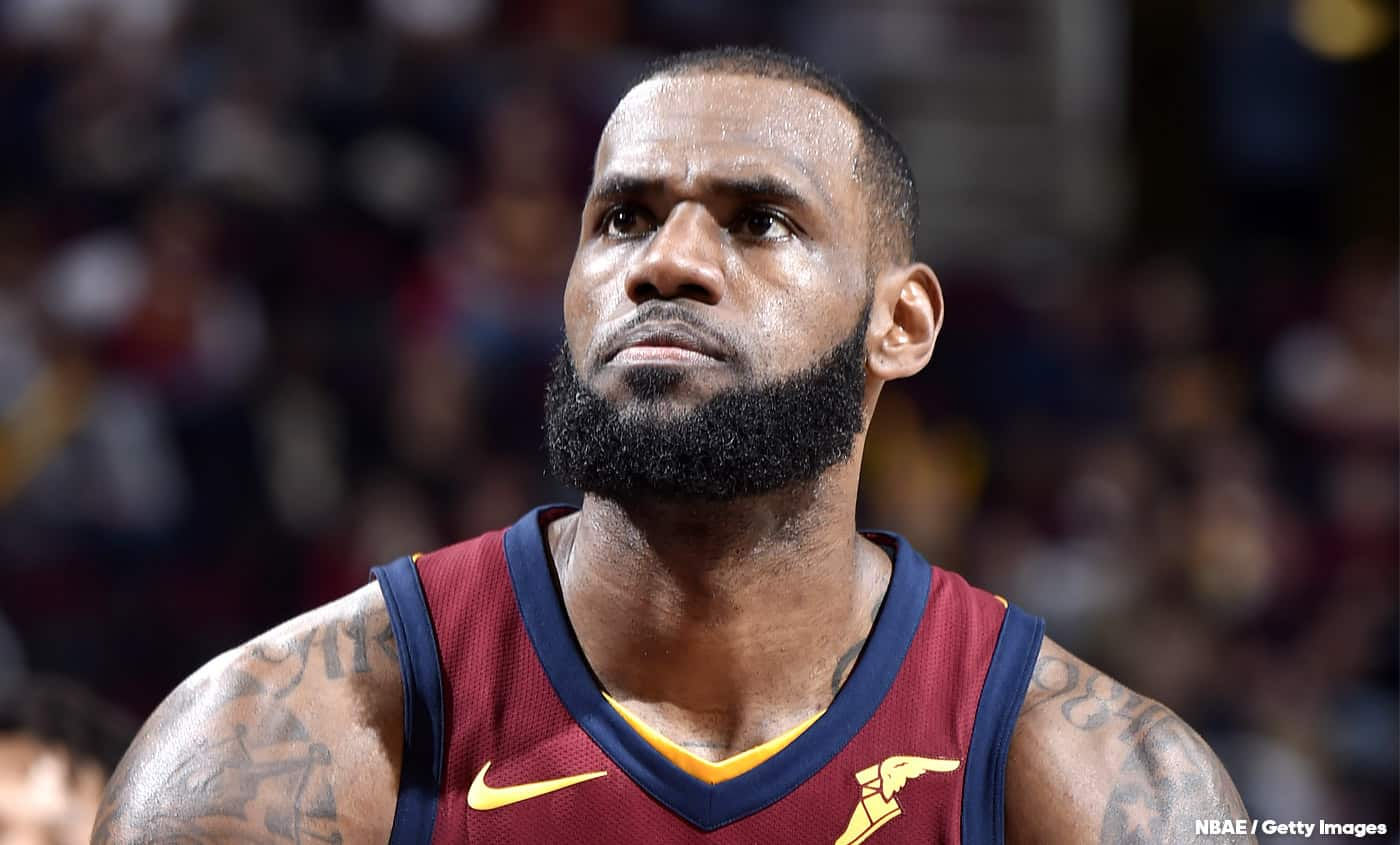 LeBron James s'explique sur son triste record