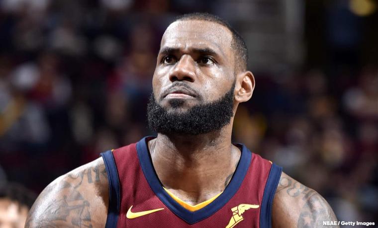 LeBron James au concours à 3 points du All-Star Game ? Même pas en rêve