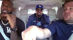 Karaoke : Quand LeBron James reprend du Ice Cube