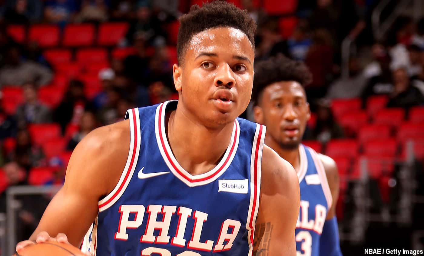 Markelle Fultz potentiellement un monstre selon Aaron Gordon