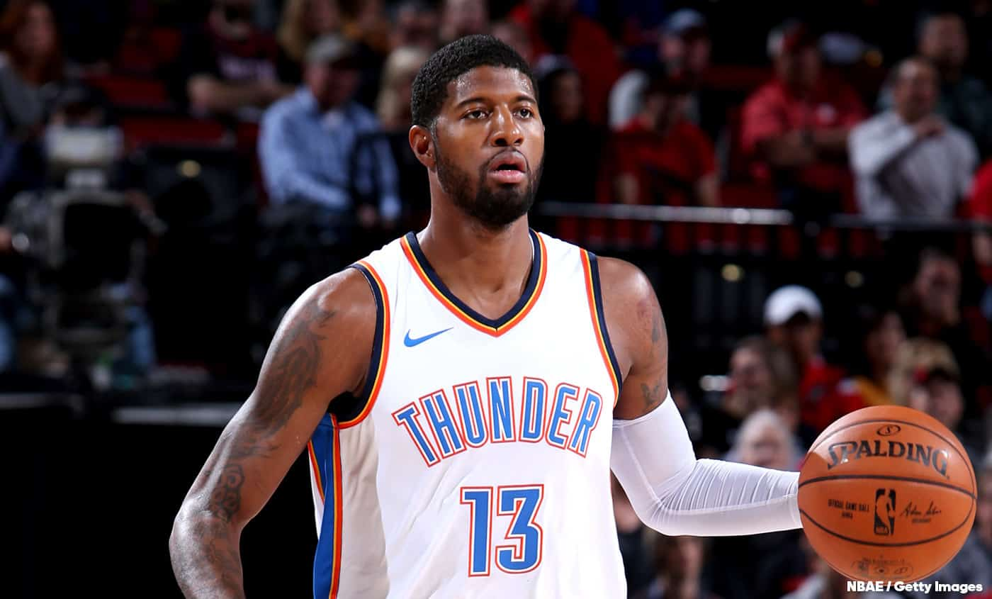 Paul George remplace DeMarcus Cousins au All-Star Game