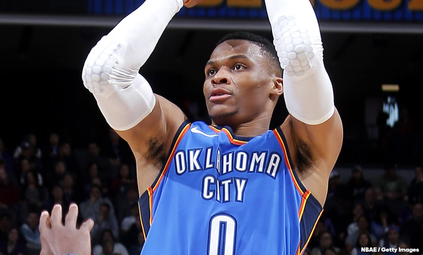 Russell Westbrook, la pire campagne de playoffs possible