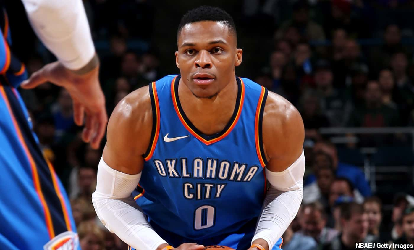 Le record dingue de Westbrook — NBA