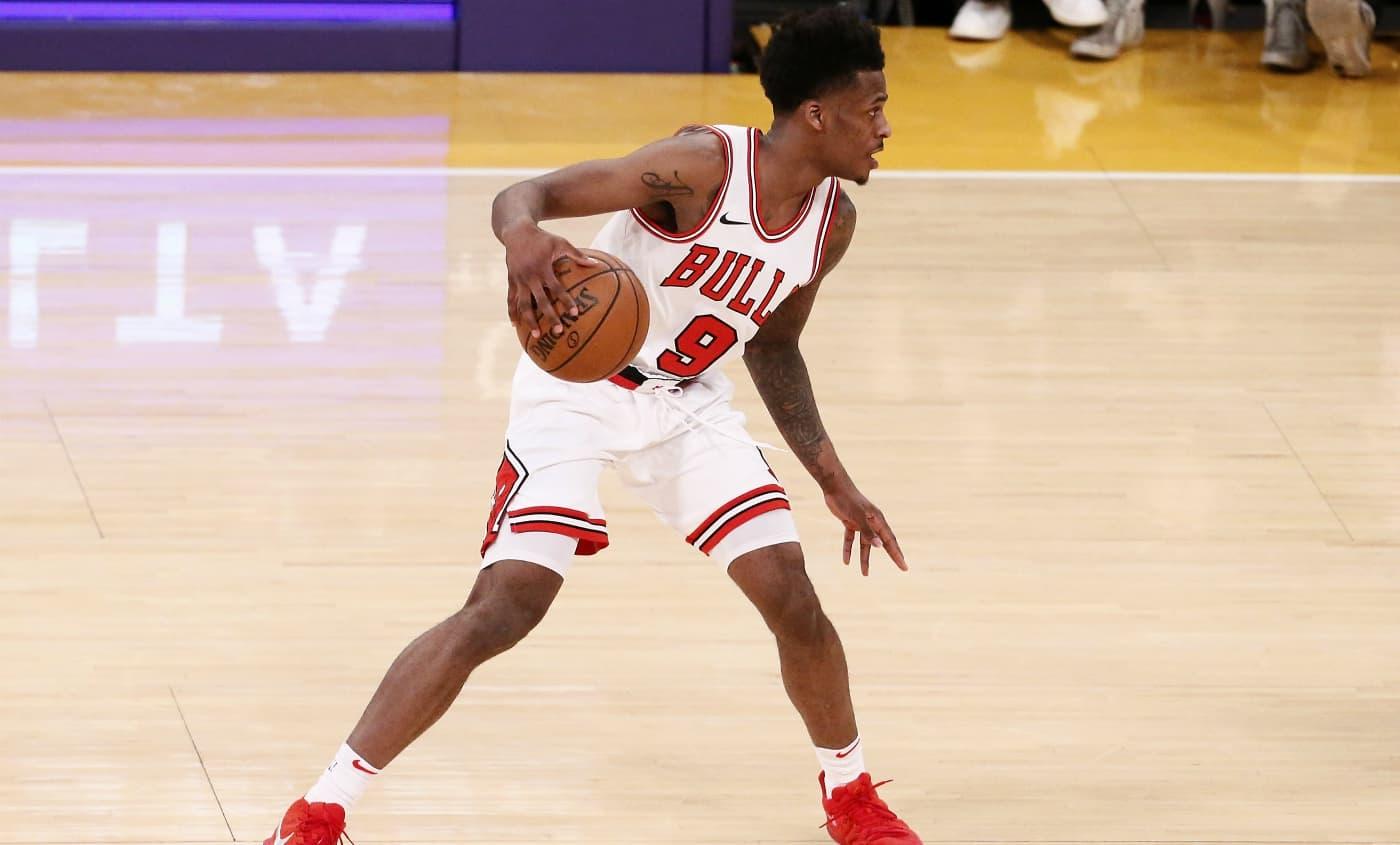 Qui est Antonio Blakeney, le rookie qui veut booster les Bulls ?