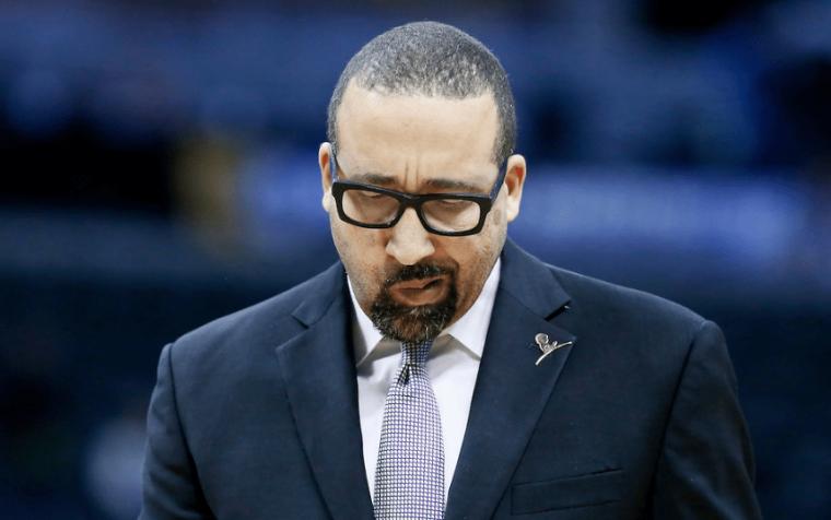 David Fizdale en danger sur le banc des Knicks ?
