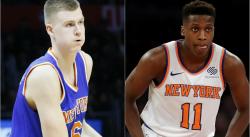 Un candidat improbable veut coacher les New York Knicks l'an prochain