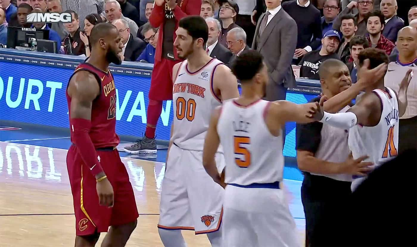 Bad Lip Reading spécial NBA, c'est juste trop bon