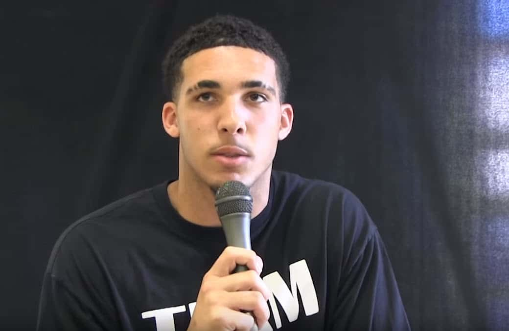 LiAngelo Ball : « Les Lakers sont ma priorité »