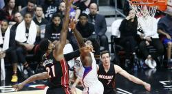 Le Heat n'arrive pas à trader Hassan Whiteside et Tyler Johnson…