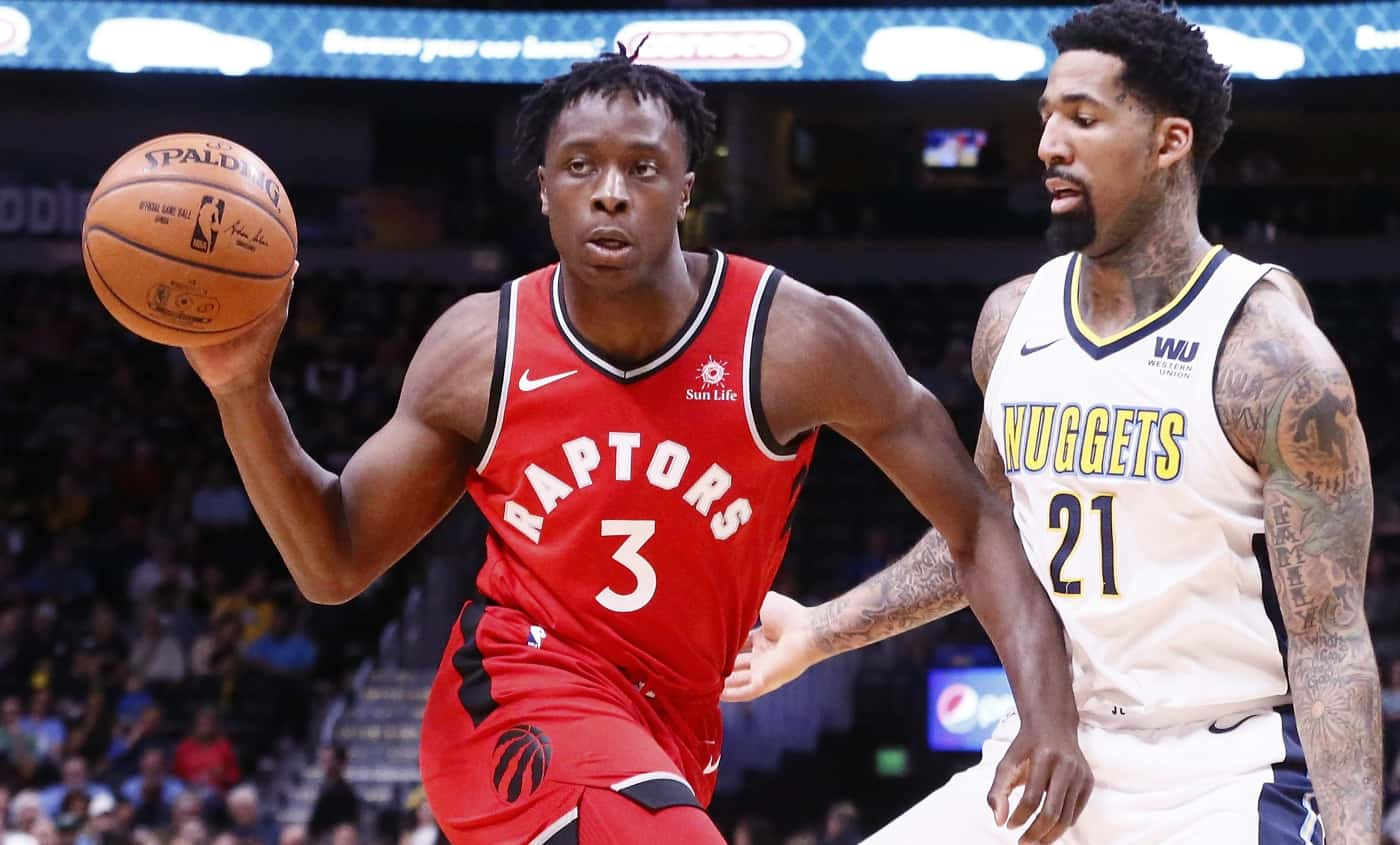O.G. Anunoby, retour possible pendant les finales