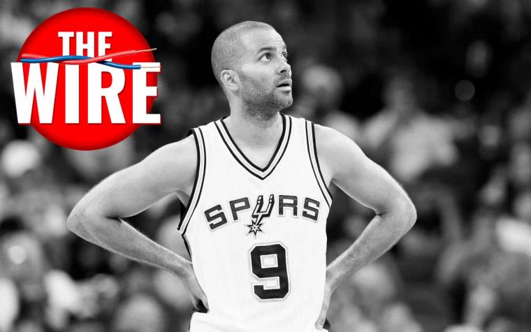 The Wire : Tony Parker bientôt de retour, les Pistons chauds sur Eric Bledsoe