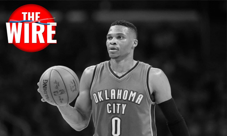 The Wire : Westbrook en mode NSFW, TP retourne à Austin