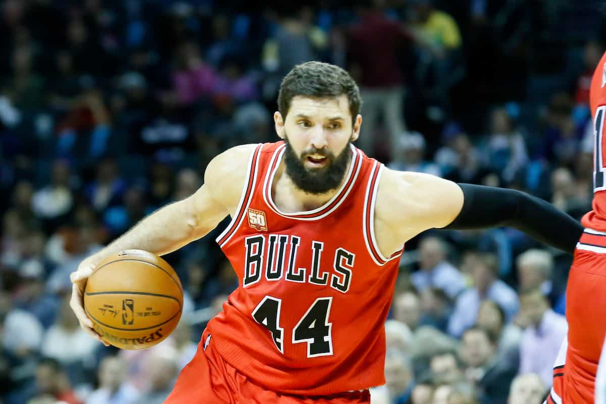 Nikola Mirotic toujours entre les Pelicans et les Bulls
