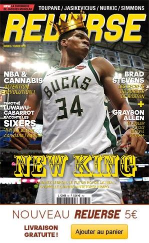 REVERSE Magazine numéro 65