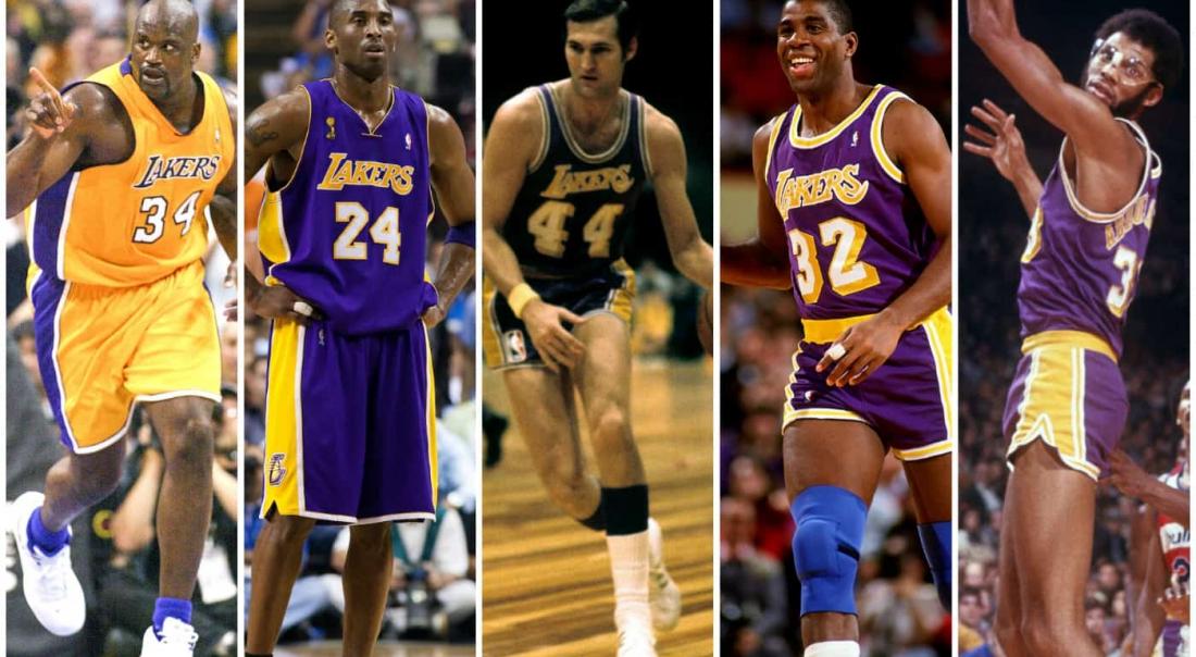Kobe Bryant, Magic Johnson, … : qui est le plus grand Laker All-Time ?