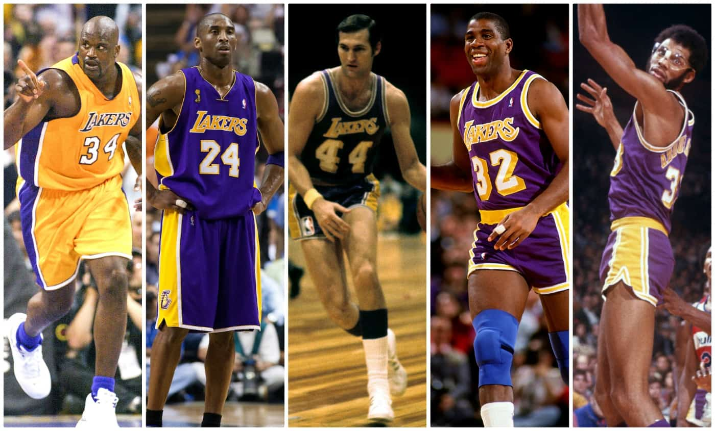 Kobe Bryant, Magic Johnson, … : qui est le plus grand Laker All-Time ?