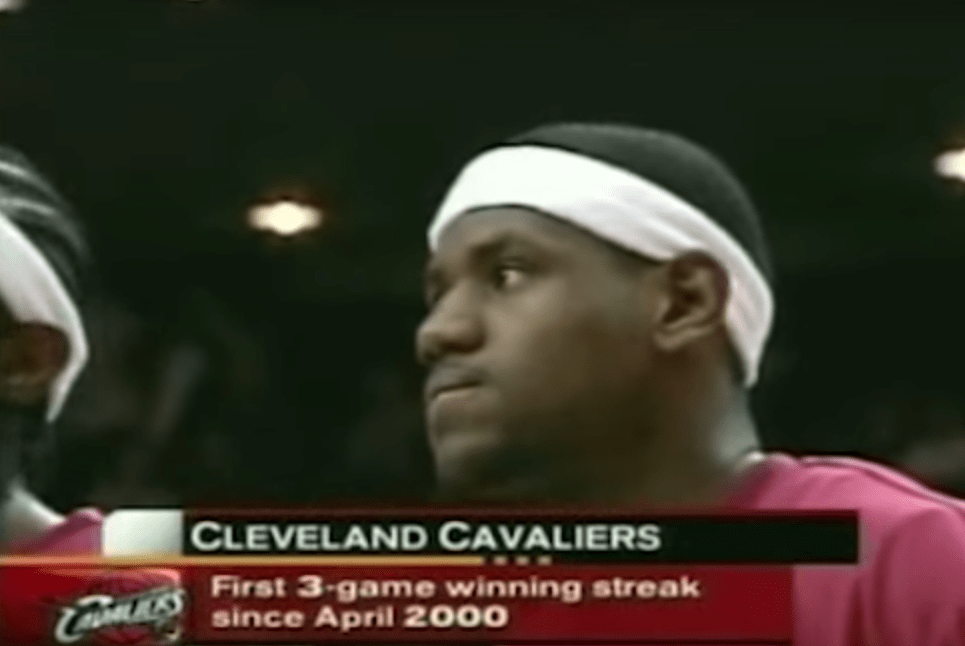 Souvenir : Quand le rookie LeBron James affrontait T-Mac à Noël