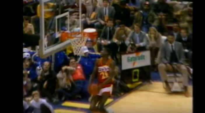 Culte : Quand Jordan, Wilkins, Drexler and co enflammaient le Slam Dunk Contest