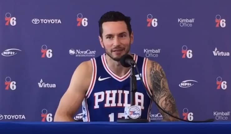 J.J. Redick a failli signer aux Indiana Pacers