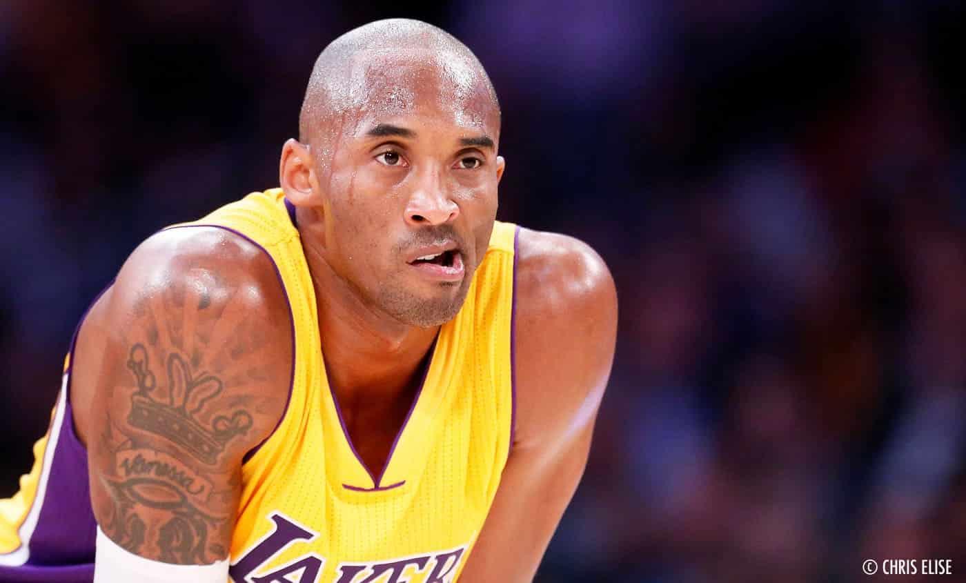 Kobe Bryant l'assassin de la punchline