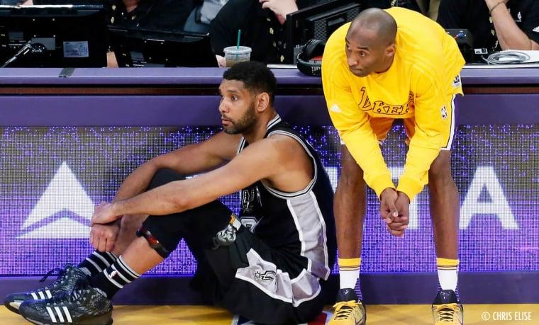 Sortez les mouchoirs : Kobe, Tim Duncan et Kevin Garnett vont enfin entrer au Hall of Fame