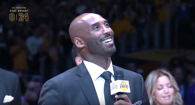 Le discours d'un roi : Kobe Bryant très inspirant