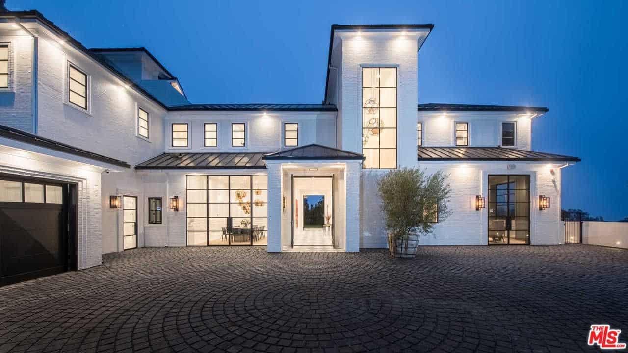 La maison folle achetée par LeBron James à Los Angeles et qui risque d'alimenter les rumeurs