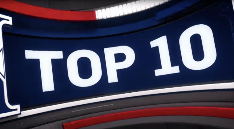 Top 10 : le commentateur n'aurait pas dû laisser la place à son grand-père et à sa tante