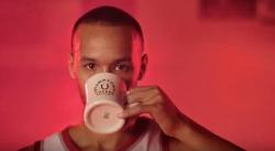 WTF ?? Shabazz Napier star d'une pub improbable pour du café