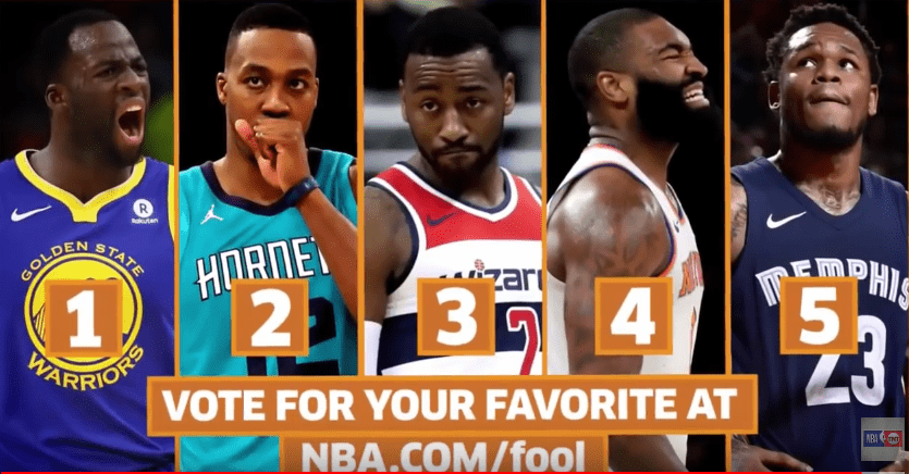 Shaqtin A Fool : Dwight Howard est une catastrophe