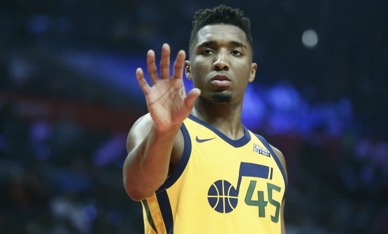 Rookie of the Year Race : Donovan Mitchell prend le pouvoir