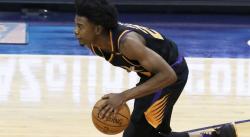 Josh Jackson détruit les Suns en répondant à un hater