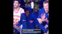 Le beau geste des Knicks pour un jeune fan