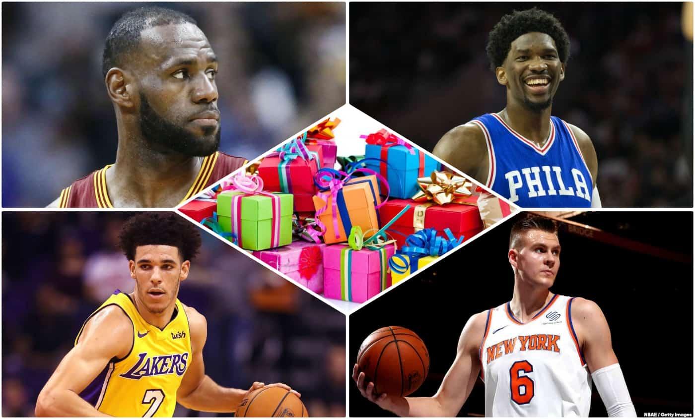 Les cadeaux de Noël de BasketSession
